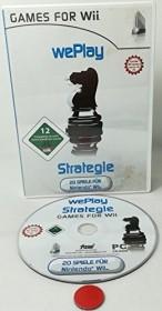 wePlay Strategie (Wii)