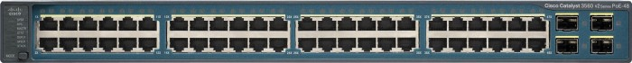 Cisco Catalyst 3560, 48-Port, managed (WS-C3560V2-48PS-S) -- (c) DCI AG