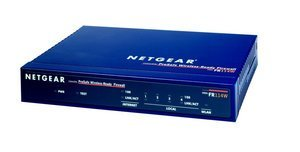 Netgear FR114W ProSAFE-Wireless-Ready-Firewall-Router