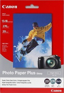 Canon PP-101 photo paper Plus 13x18, 270g, 20 sheets (7980A020)