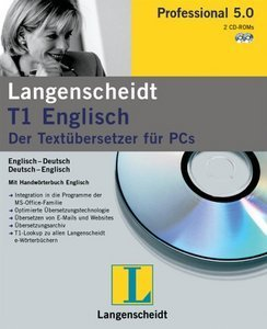Langenscheidt T1 Professional 5.0 for English (PC)