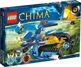LEGO Legends of Chima Models - Equila's Ultra Striker (70013)
