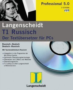Langenscheidt T1 Professional 5.0 do rosyjski (PC)
