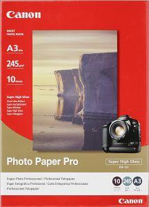 Canon PR-101 Fotopapier Pro A3, 245g, 10 Blatt (1029A008)