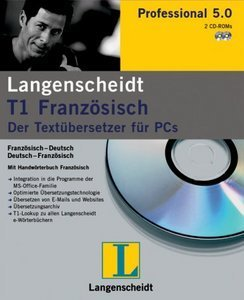 Langenscheidt T1 Professional 5.0 do francuski (PC)