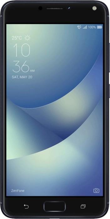 ASUS ZenFone 4 Max ZC554KL 32GB 3GB Schwarz