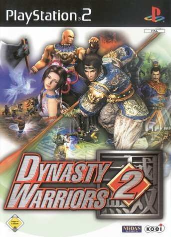 Dynasty Warriors 2 (German) (PS2) -- via Amazon Partnerprogramm