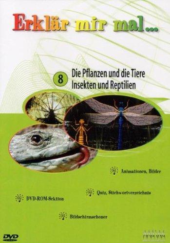 Erklär mir mal... Vol. 8: Planzen/Tiere/Insekten -- via Amazon Partnerprogramm