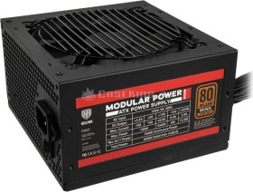 Kolink Modular Power 80 PLUS Bronze 600W ATX 2.3 (KL-600Mv2)
