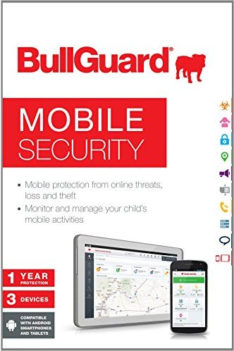 BullGuard Mobile Antivirus (niemiecki) (PC) -- via Amazon Partnerprogramm