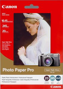 Canon PR-101 photo paper Pro 10x15, 245g, 20 sheets (1029A015)