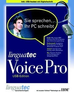 Linguatec: Voice Pro 10.0 USB Edition with headset (PC)