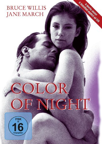 Color Of Night (Director's Cut) -- via Amazon Partnerprogramm