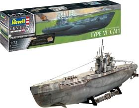 Revell German Submarine Type VII C/41 (05163)