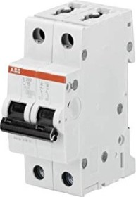 ABB Sicherungsautomat S200, 2P, C, 50A (S202-C50)