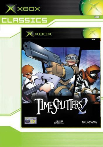 Time Splitters 2 (niemiecki) (Xbox) -- via Amazon Partnerprogramm