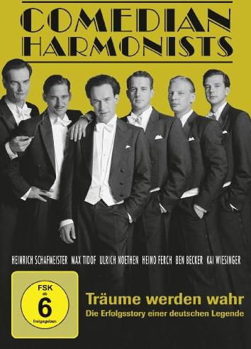 Comedian Harmonists -- via Amazon Partnerprogramm