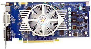 Sparkle GeForce 9600 GT, 1GB DDR3, 2x DVI, TV-out (SF-PX96GT1024D3-HP)