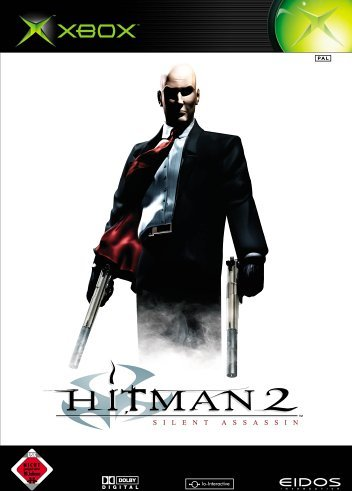 Hitman 2 - Silent Assassin (German) (Xbox) -- (c) DCI AG