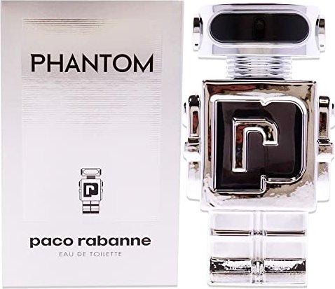 Paco Rabanne Phantom Eau de Toilette, 50ml -- via Amazon Partnerprogramm