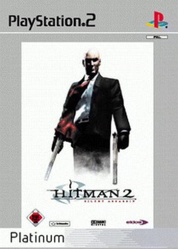 Hitman 2 - Silent Assassin (niemiecki) (PS2) -- via Amazon Partnerprogramm