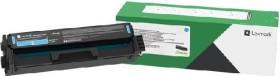 Lexmark Toner 20N0X20 cyan extra hohe Kapazität (20N0X20)