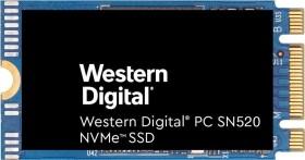 Western Digital PC SN520 NVMe SSD 256GB, M.2 2242 (SDAPMUW-256G)