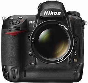 Nikon D3X body (VBA190AE)