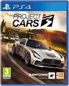 Project Cars 3 (PS4)