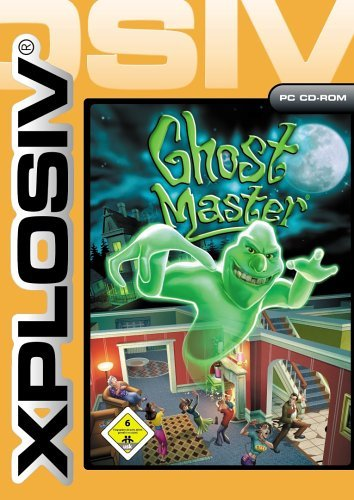 Ghost Master (German) (PC) -- via Amazon Partnerprogramm