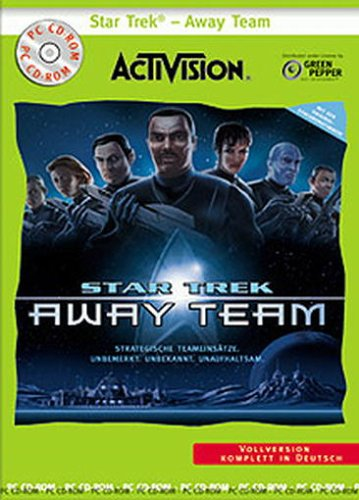 Star Trek: Away Team (niemiecki) (PC) -- via Amazon Partnerprogramm