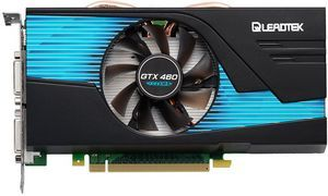 Leadtek WinFast GeForce GTX 460, 1GB GDDR5, 2x DVI, Mini HDMI