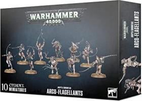 Games Workshop Warhammer 40.000 - Adepta Sororitas - Arco-Flagellants (99120108032)