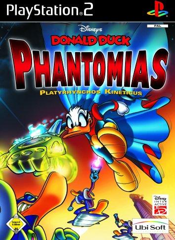 Disney's Donald PK (deutsch) (PS2) -- via Amazon Partnerprogramm