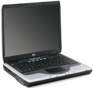HP nx9030, Pentium M 715 1.50GHz (PG571)
