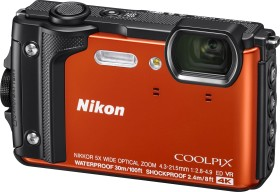 Nikon Coolpix W300 Holiday kit orange (VQA071K001)