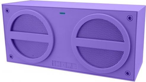 SDI iHome iBT24 violett -- via Amazon Partnerprogramm