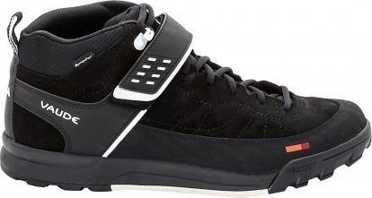 Vaude Unisex Adults' Moab Mid STX Am Mountain Biking Shoes Black Size: 38 EU (5 UK) jsprilMij