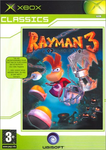 Rayman 3 - Hoodlum Havoc (German) (Xbox) -- via Amazon Partnerprogramm