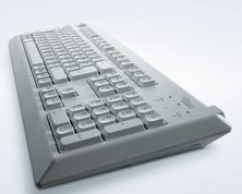Fujitsu KBPC SX Keyboard, PS/2, DE (S26381-K397-V120)