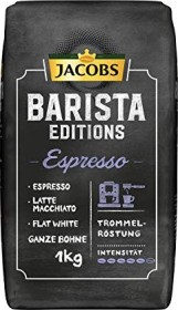 Jacobs Barista Editions Espresso coffee beans, 1.00kg