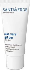 Santaverde aloe vera gel Pur without scent, 50ml