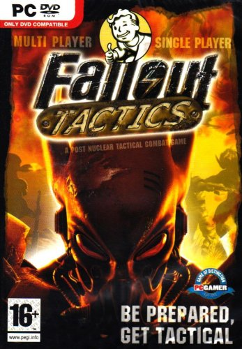 Fallout Tactics: Brotherhood of Steel (German) (PC) -- via Amazon Partnerprogramm