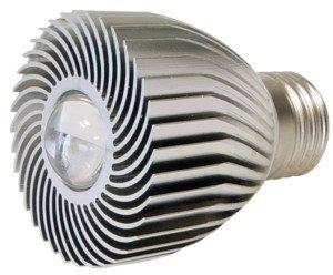 Transmedia LED Reflektor 1W/E27 3800K 45° (LP3-1F)
