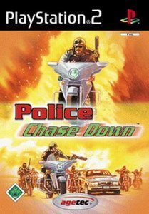 Police Chase Down (German) (PS2)