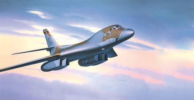 Revell B-1B Bomber (04900)