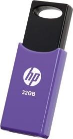 PNY HP v212p purple 32GB, USB-A 2.0 (HPFD212P-32 / HPFD212P32-BX)