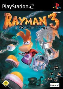 Rayman 3 - Hoodlum Havoc (German) (PS2)