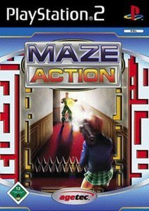 Maze Action Xciting (niemiecki) (PS2)