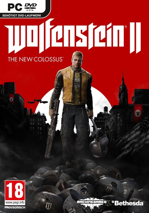 Wolfenstein II: The New Colossus (deutsch) (PC)